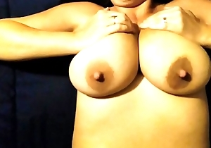 Jaxi Nightly - Shaking Huge Tits and Nipples in Slow Motion and Hard Sex Creampie - These Tits Are Better Than Yours :)