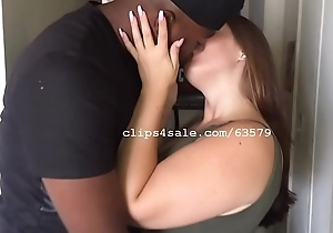 Teddy and Stephy Kissing Part2 Video2