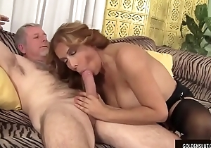 Of age Wildcat Nikki Ferrari Sucks on a Big Cock and Takes It in Her Twat
