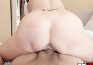 Horny MILF stepmom really needs a stepsons big cock