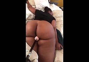 Ghetto takings fucked with sex machine