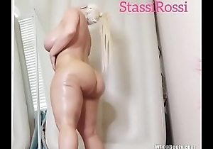 Thick PAWG Stassi Rossi