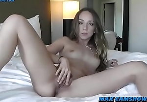 Remy Lacroix Masturbating All over Anal In Private Cam Porn