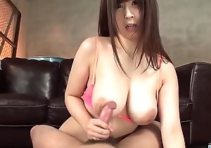 Mizuki Akai swallows cum inspection POV blowjob  - More at javhd.net