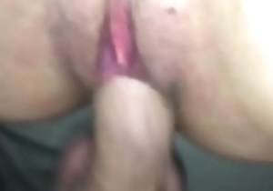 Fucking this nice pussy.