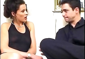 Meridian has a lock-in with her man after Laura Angel gets in the way of a solid fucking once too often