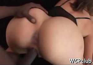 Cutie cant live out of getting big dicks reversed asshole