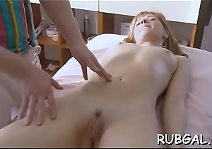 Enjoyable gal fucks non-stop with her partner