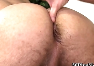 Ass rimming muscled hunk