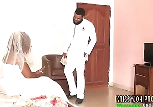 I Fucked My Nigerian Ex Show one's age On Her Wedding Day. (Nollywood Sex Movie) - NOLLYPORN