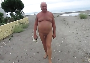 naked Russian with a little dick in spain