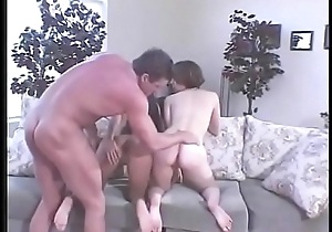 Sexy extract briefly Asian babe Lucy Lee and white girl Wendy James take big dick together