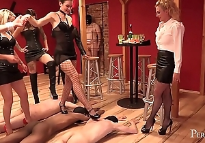 Mistresses'_ Party - Goddesses Need  To Relax After Hard Day