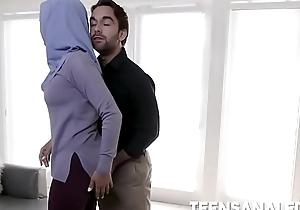 Teenage Anal In Her Hijab