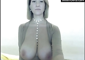 heavy tits webcam girl