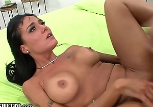 WhiteGhetto Cuckold Husband Got His Wife Best Big Dick EVER!