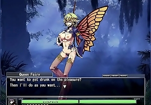 The request Button : Queen Fairy (Monster comprehensive quest 2)