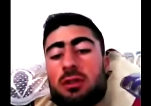 Turkish man cum