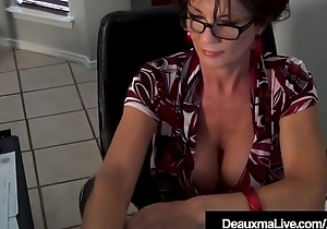 Dynamic Cougar Deauxma Fucks Sexy Scientist Dr. Focker!